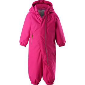 Reima Puhuri Overall Kinder raspberry pink